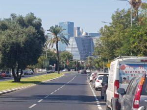 עורך דין תאונת דרכים בתל אביב
