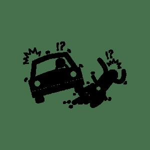 תאונת אופנוע נזקי גוף מחיר