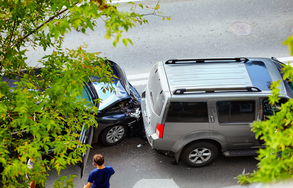 נזק רכוש בתאונת דרכים